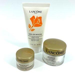 Lancôme Beauty Bundle Absolue Cream Miel-en-Mousse